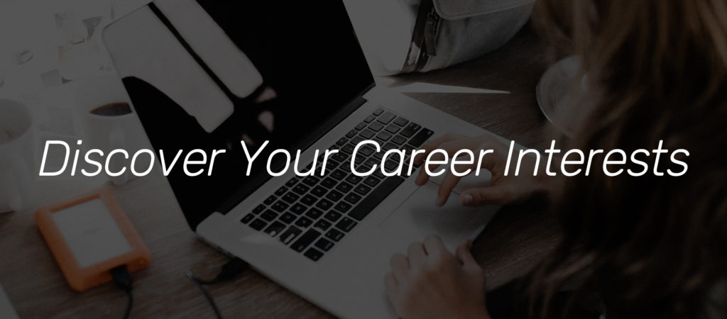 Discover Your Career Interests